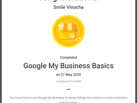 Google MyBusiness Free Certification Course || Enroll Now || Fresher Side