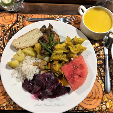Traditional African Cuisine