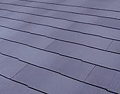 コロニアル屋根のサンプル
