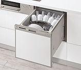 標準装備の食洗機