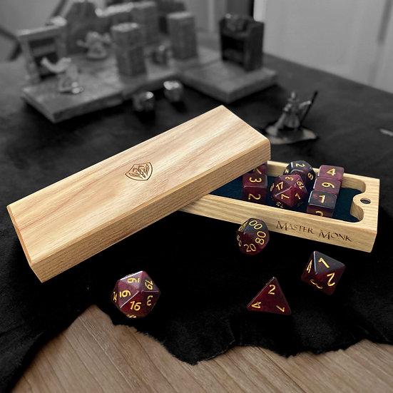 Ash Dice Box (Nomad's)