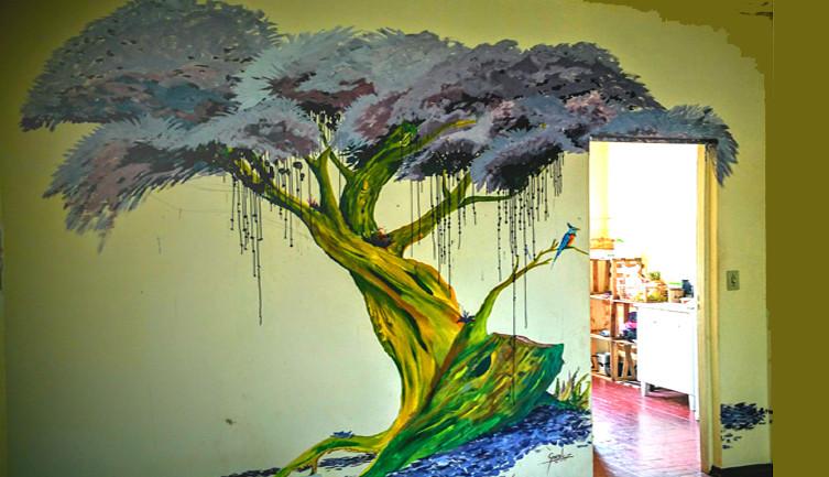 ARBOL LILA / LILAC TREE