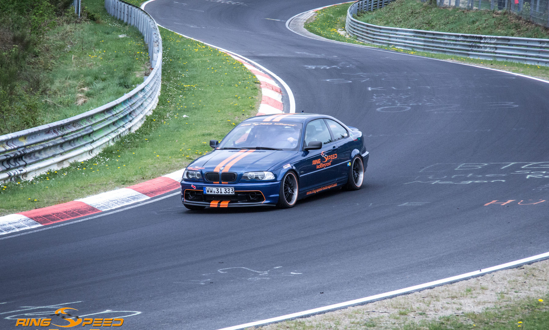 BMW Nurburgring Rent
