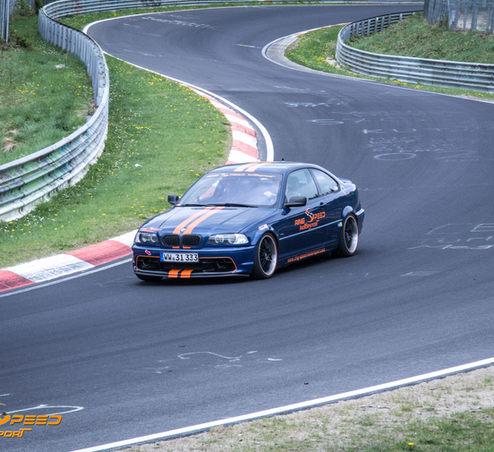 BMW Nurburgring Rent