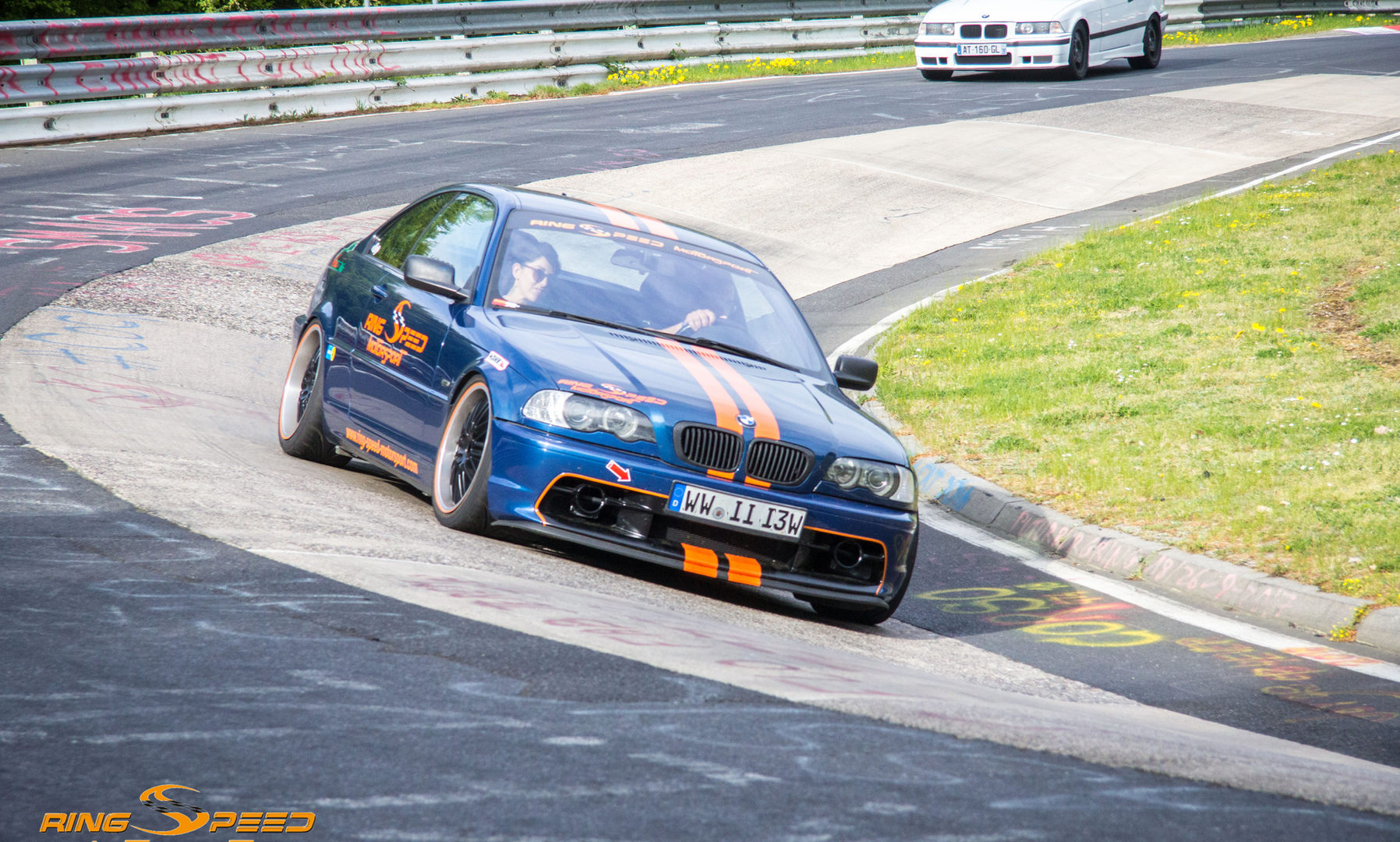 Rental BMW e46 Nurburgring