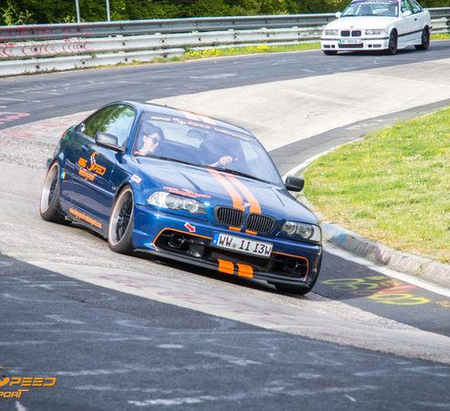 Rental BMW e46 Nurburgring
