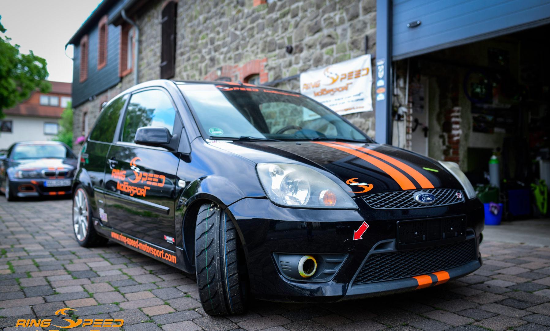 Rent Fiesta Semislick Nurburgring