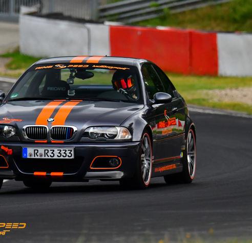 Rental BMW M3 Nordschleife