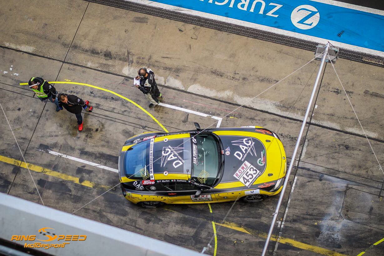 BMW Z4 Ringspeedmotorsport