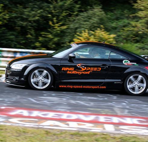 Audi quattro Nordschleife