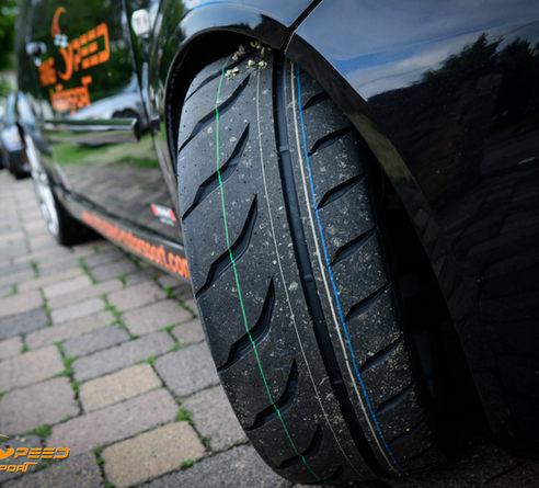 Race car rental semislick nurburgring