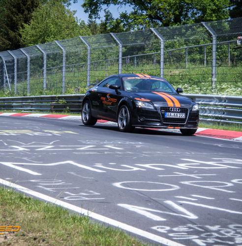 Rental Audi TT Nurburgring