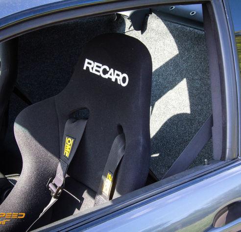 BMW recaro seat