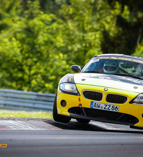 BMW Z4 Race Nordschleife