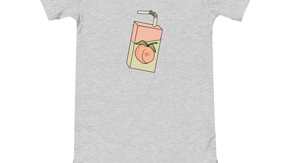 Peachy bb onesie