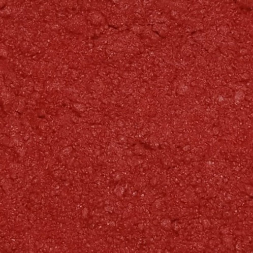 Lustre Red Mica Pearl Pigment Powder