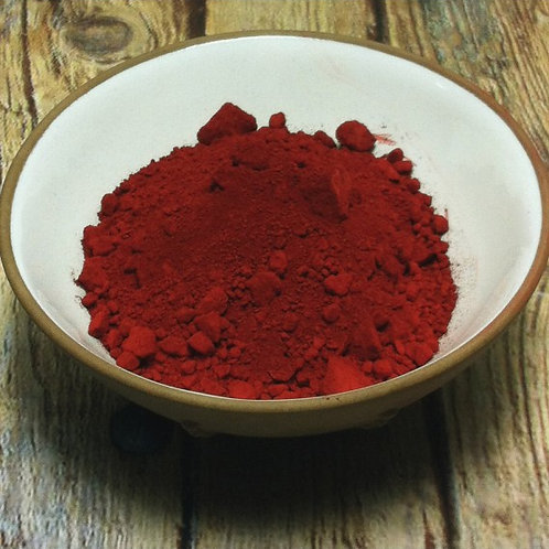 Rouge 130 (Red 130) Dry Ground Pigment Powder