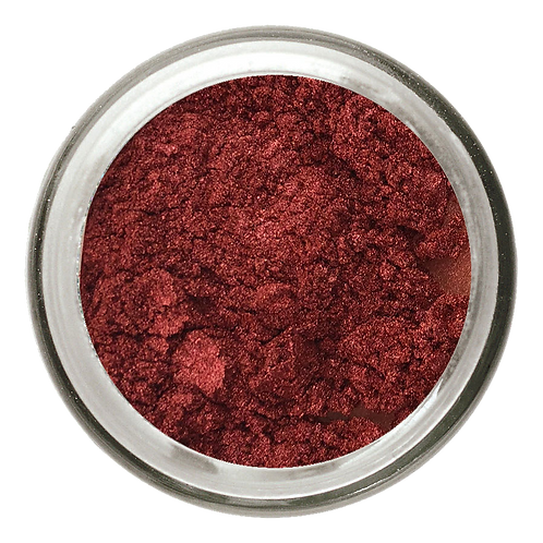 Red Wine Mica Powder