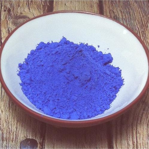 Blue Lavande Dry Ground Pigment Powder