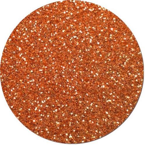 Ultra Fine Metallic Copper Glitter 0.2mm