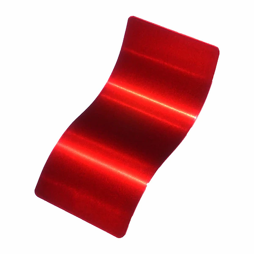 Lollipop Red Polyurethane Topcoat Powder Coat