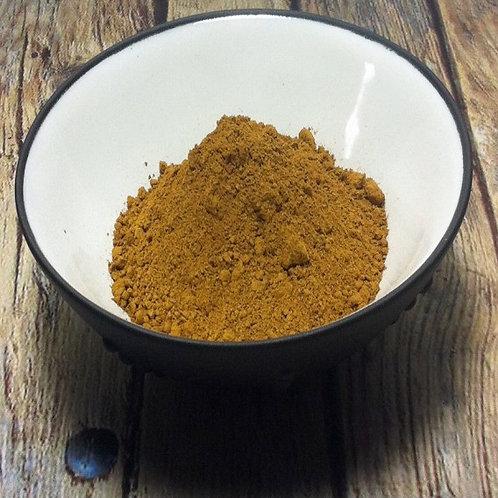 Jaune Indien  Dry Ground Pigment Powder
