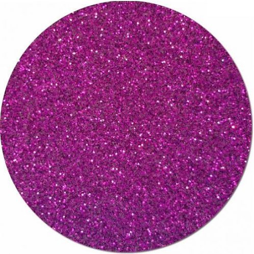 Ultra Fine Metallic Magenta Glitter 0.2mm
