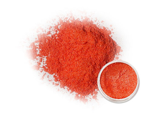 Saffron  Mica Powder