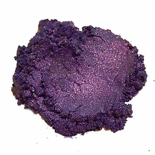 Blue-Mauve Two Tone Mica Powder