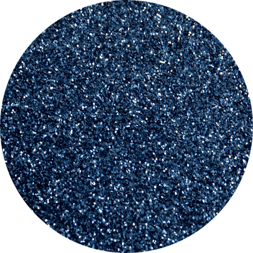 Ultra Fine Metallic Navy Glitter