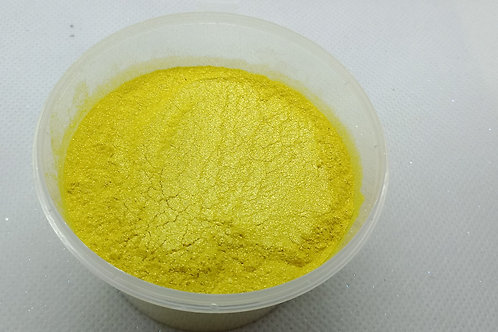 Sparkle Yellow Pearl/Mica Powders
