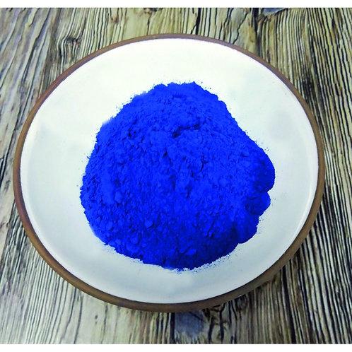 Bleu Kossoghol Dry Ground Pigment Powder