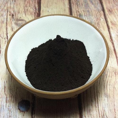 Noir A La Chaux Dry Ground Pigment Powder
