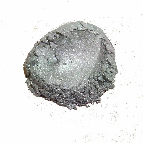 Smokey Silver Mica Powder