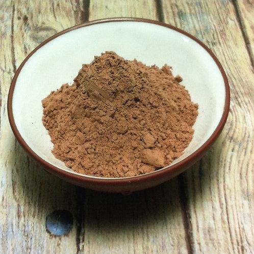 Maron Glaise (Clay Brown) Dry Ground Pigment Powder