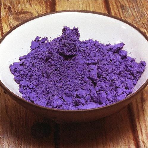 Violet Outremer (Ultramarine Violet) Dry Ground Pigment Powder