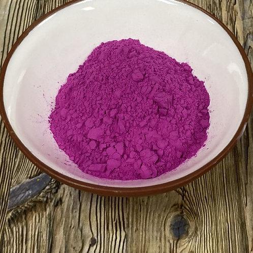 Rose Fuchsia Dry Ground Pigment Powder