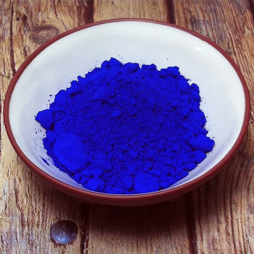 Bleu Outremer Dry Ground Pigment Powder