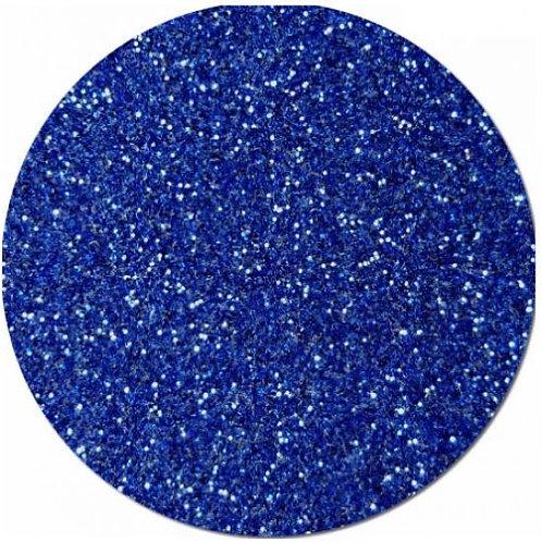 Ultra Fine Metallic Royal Blue Glitter 0.2mm