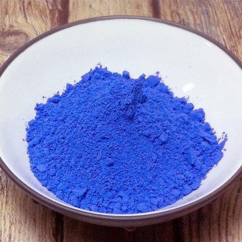 Bleu A La Chaux Dry Ground Pigment Powder