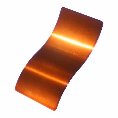 Transparent Copper Polyester Top Coat Powder Coat