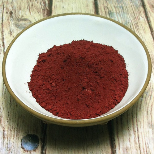 Rouge Cassis Dry Ground Pigment Powder