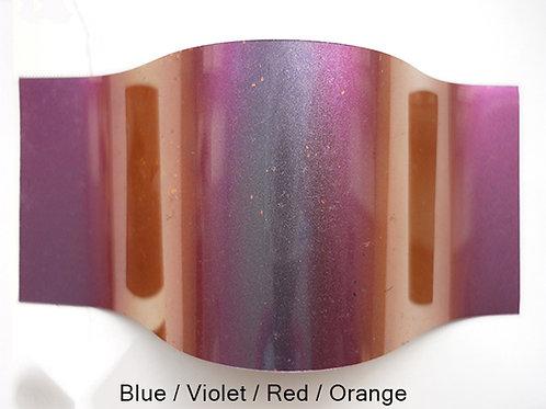 Chameleon: Blue-Violet-Red-Orange 20ml Pot