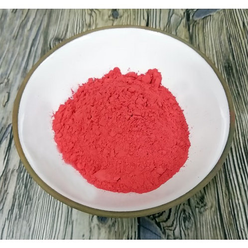 Rouge Vermillon Dry Ground Pigment Powder