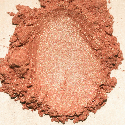 Or Rose (Pink Gold) Mica/Pearl 20ml **End of Batch**
