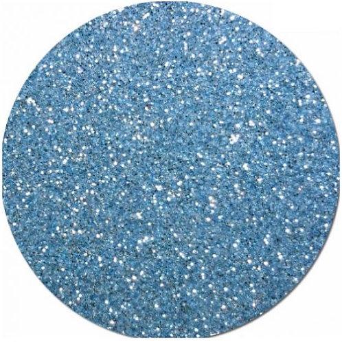 Ultra Fine Metallic Light Blue Glitter 0.02mm