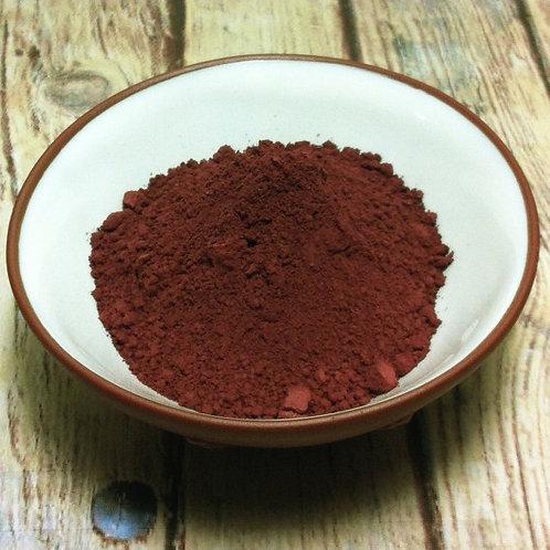 Prune Dry Ground Pigment Powder
