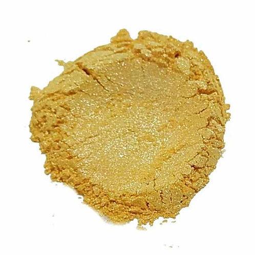 Magic Yellow Mica Pearl Powder