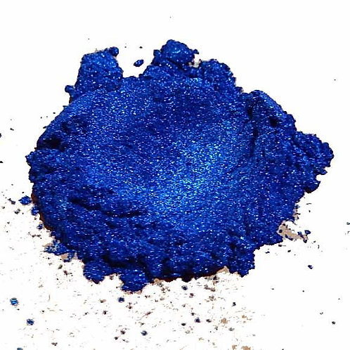 Electric Blue Mica Pigment Powder