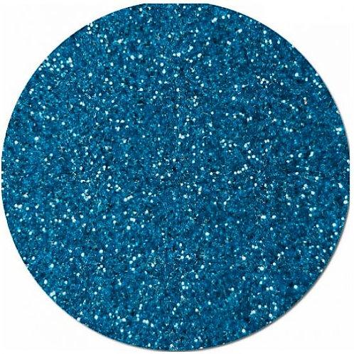Ultra Fine Metallic Caribbean Blue Glitter